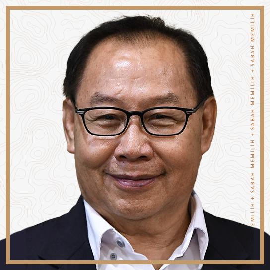 Datuk Dr Jeffrey Kitingan