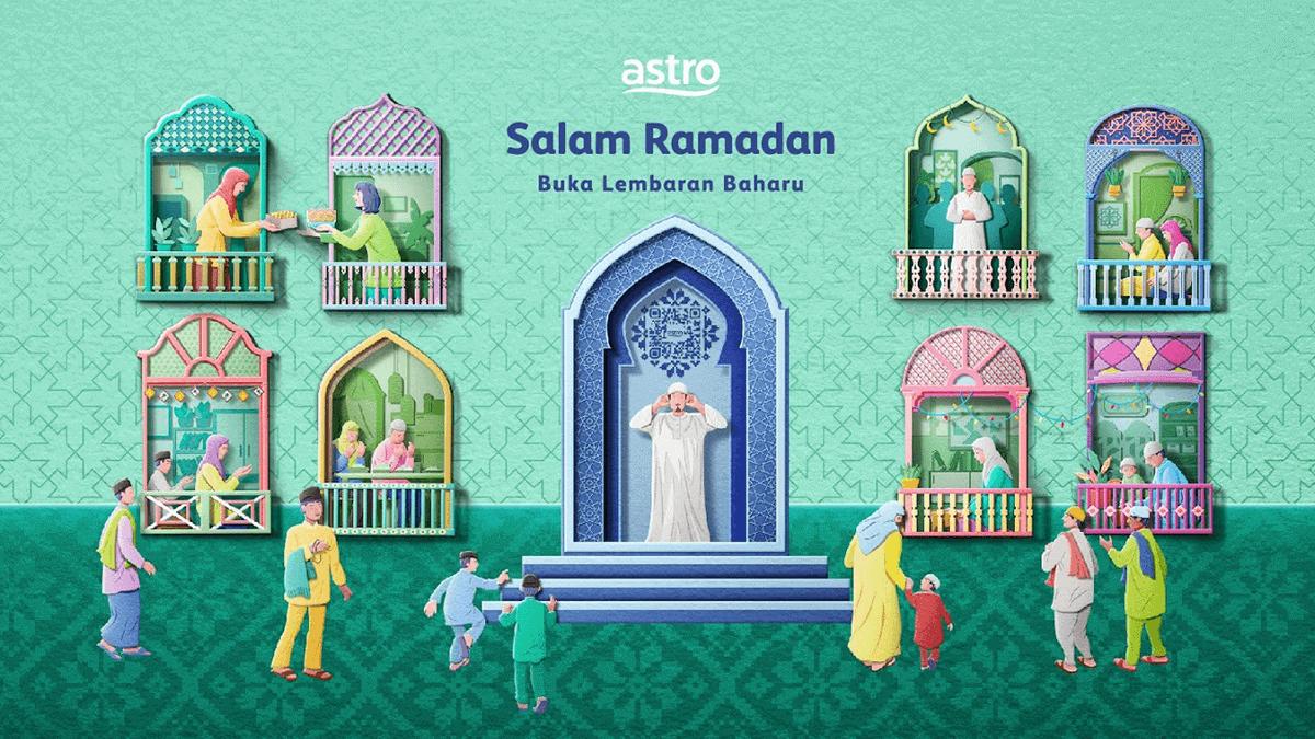 Salam Ramadan: Bersama Buka Lembaran Baharu
