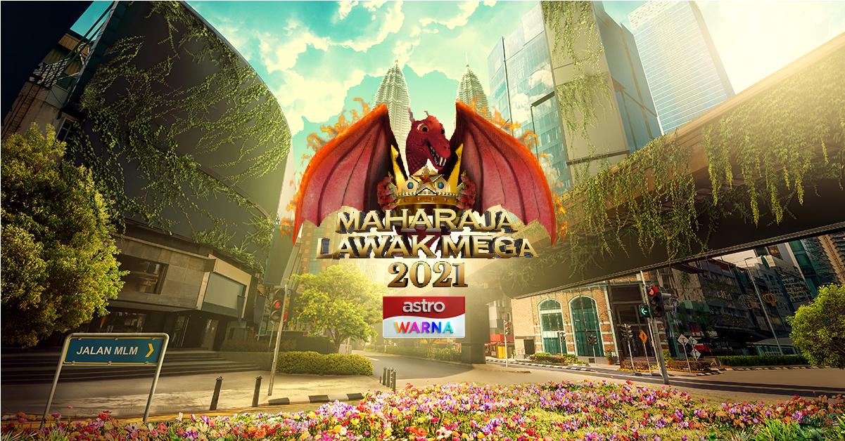 Maharaja Lawak Mega 2021   Gempak