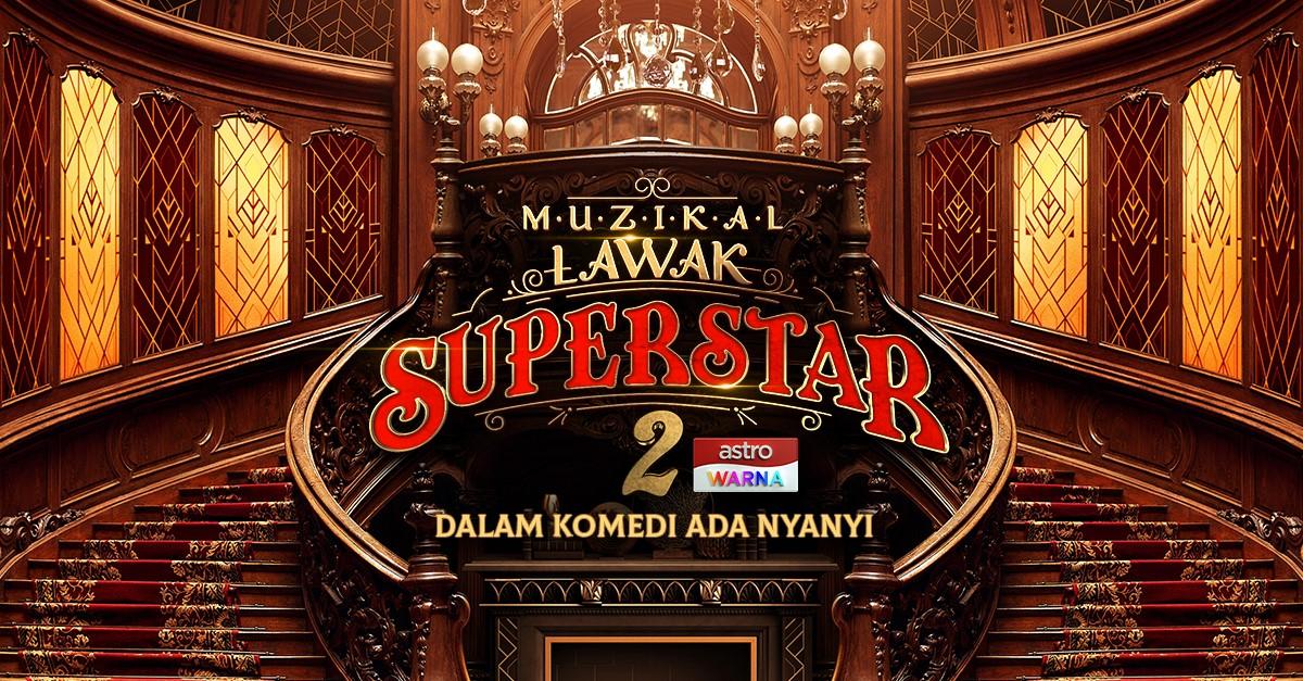 Muzikal Lawak Superstar 2 | Gempak