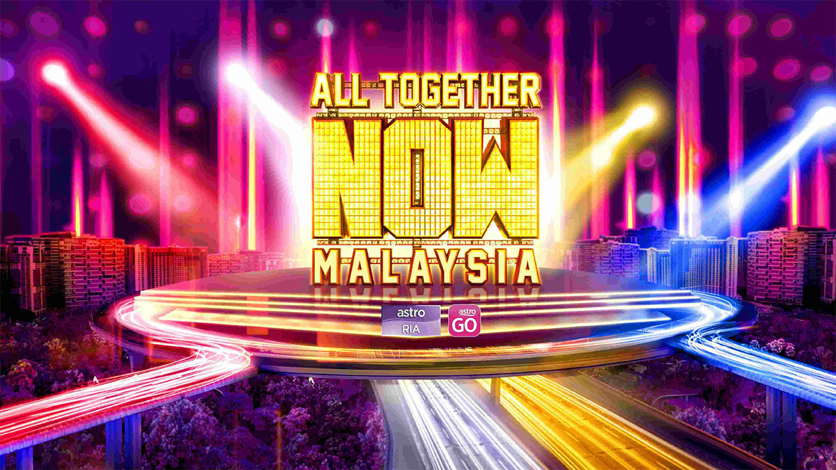 All Together Now Malaysia | Gempak