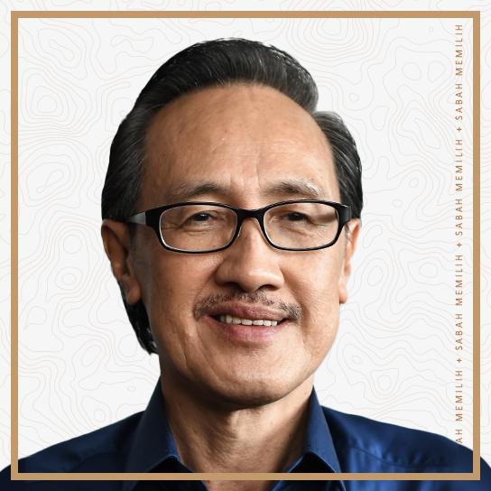 Datuk Seri Masidi Manjun